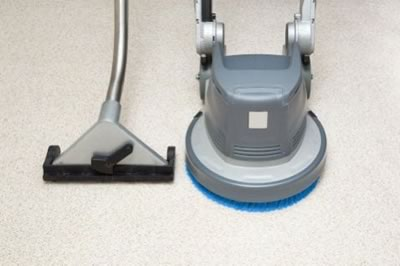 Purclean Dry Extraction Carpet Cleaning Process