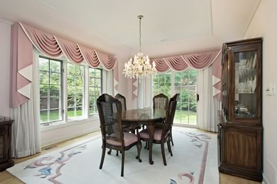 Residential Drapery Cleaning
